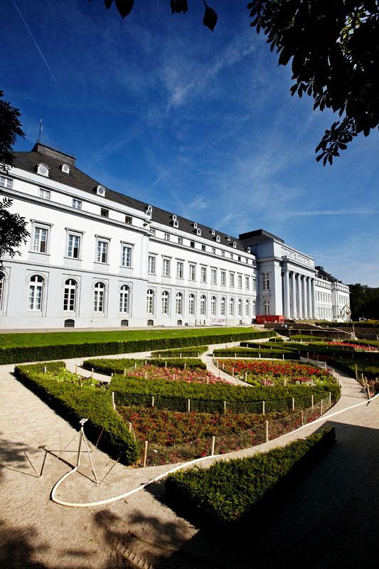 Fotograf: Lars Behrendt, Schlossgarten